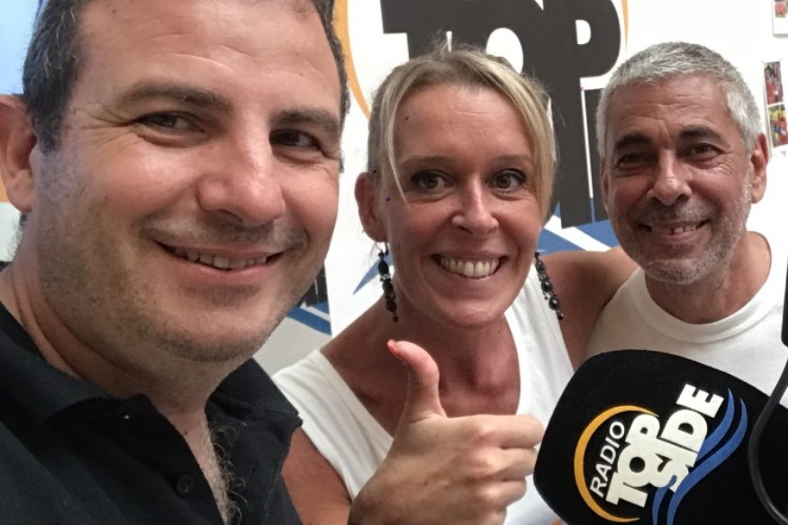 Aude du Studio M Road en direct Mercredi 12 Septembre à 18h30